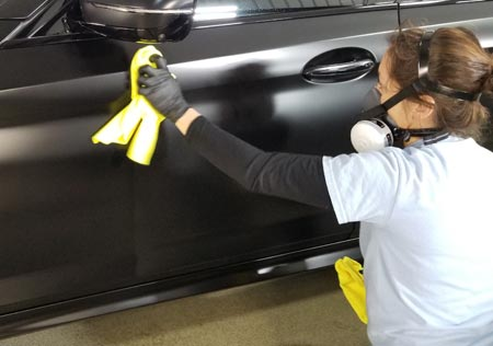 Ceramic Pro Paint Protection Coating in WI